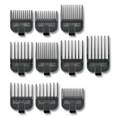 Набор насадок для вибрационных машинок из 10 штук