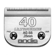 Нож для машинки 0.25 мм Andis UltraEdge #40SS