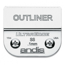Нож для триммера 0.1 мм Andis UltraEdge Outliner