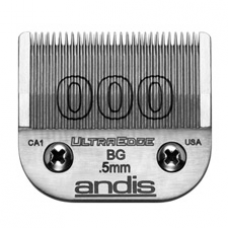 Нож для машинки 0.5 мм Andis UltraEdge #000к