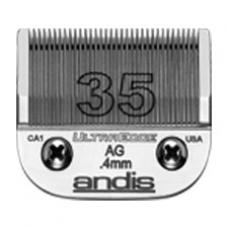 Нож для машинки 0.4 мм Andis UltraEdge #35