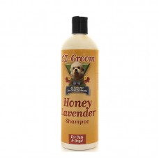 Шампунь увлажняющий гипоаллергенный «Медовая лаванда» 473 мл E-Z Groom Shampoo Honey Lavender