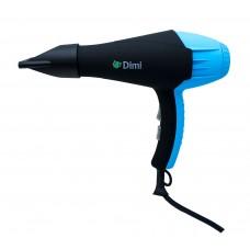 Профессиональный фен мощностью 2400W Dimi 9200 Blue