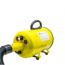 Фен-компрессор мощностью 2800W жёлтый Dimi LT-1090