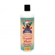 Шампунь «Белый кристалл» 473 мл EZ-Groom White Cristal Shampoo
