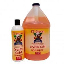 Шампунь «Золотой кристалл» 3.8 л EZ-Groom Crystal Gold Shampoo