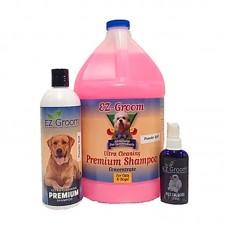 Шампунь «Ультраочищающий» 473 мл EZ-Groom Crystal Soft Ultra Cleaning Premium Shampoo