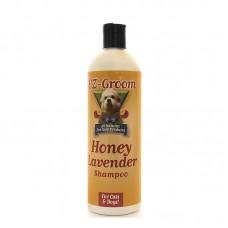 Шампунь «Медовая лаванда» 473 мл EZ-Groom Honey Lavende Shampoo
