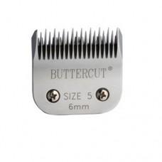 Нож 6 мм филировочный Geib Buttercut Premium #5