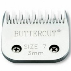 Нож 3 мм филировочный Geib Buttercut Premium #7