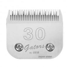 Нож стальной 0.5 мм Geib Gators #30