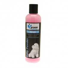 Шампунь и кондиционер 250 мл Groom Professional Shampoo Baby Power