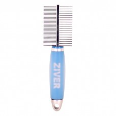 Расчёска с гелевой ручкой двухсторонняя Ziver